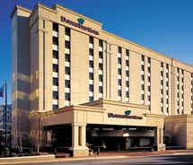 Double Tree Hotel Downtown Wilmington // © 2012 Driftwood Hospitality Management