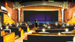 HAL upgrades will include a new show lounge. // (c) Holland America Line