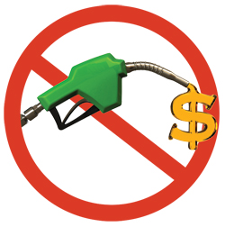 Fuel prices are beginning to decline. // (c) Istockphotos
