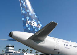JetBlue Launches LAX Service // (c) 2009