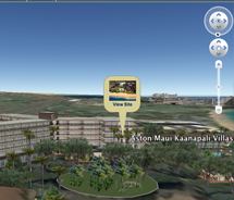 3D Travel unveiled a new platform that allows Hawaii hotels to create 3D websites. // (c) 2011 3D Travel
