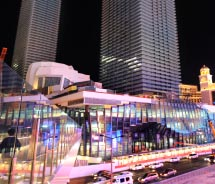 This year's conference will take place at The Cosmopolitan of Las Vegas. // © 2011 The Cosmopolitan of Las Vegas