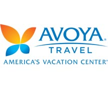 The new Avoya Travel logo // (c) 2010 Avoya Travel