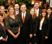 Members of the Signature Travel Network at the MGM Grand Hotel in Las Vegas // © 2010 Signature Travel Network