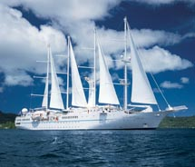 Court Approves Sale of Windstar // © 2011 Windstar Cruises