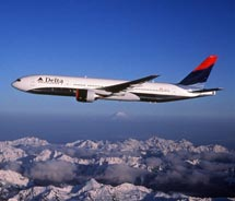 Delta Launches Regional In-Flight Internet Service // © 2011 Delta Air Lines