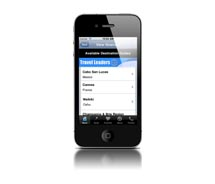 Travel Leaders launches Mobile App. // © 2011 ThinkStock
