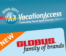Globus Now Available on VAX VacationAccess // © 2011