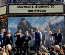 The Wizarding World of Harry Potter is going West. // © 2011 Universal Parks and Resorts
