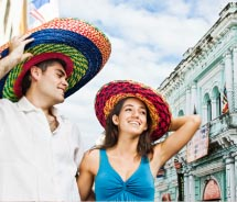 Aeromexico partners with MLT to offer Mexico vacations. // © 2012 Thinkstock