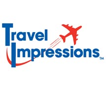 Travel impressions logo // © 2012 Travel Impressions