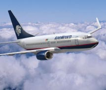 Travelers can save money when booking with Aeromexico Vacations. // © 2012 Aeromexico Airlines