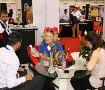Agents can conduct Global Entry interviews at ASTA-LA this year.// © 2012 Steve Powers