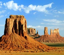 Monument Valley is part of A&K's Canyons of the Southwest program. // © 2012 Thinkstock