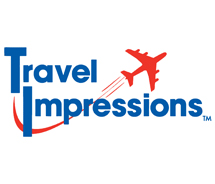 TravelImpressions logo // © 2012 Travel Impressions
