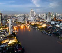 Marriott will bring its Edition brand to Bangkok. // © 2012 Thinkstock