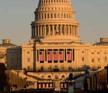 D.C. is ready to welcome visitors for the inauguration. // © 2012 Thinkstock