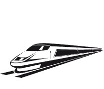 Speed Train // © 2012 Thinkstock