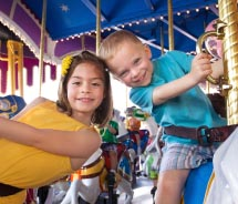 California wants people to know it is fun for families. // © 2013 Thinkstock