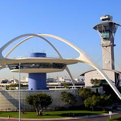 LAX Airport // © 2013 Thinkstock