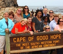 <p>African Travel Inc. escorted travel agents throughout South Africa, including the Cape of Good Hope // © 2012 African Travel Inc. <iframe...