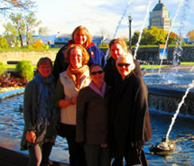 Anderson Vacations treated top selling agents to a fam through Quebec and Montreal. // (c) 2012 Anderson Vacations