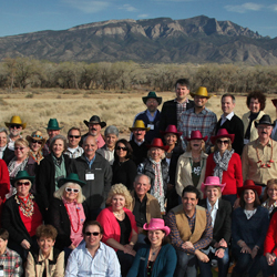 "Ensemble Travel Group chose New Mexico for its executive retreat. // © Ensemble Travel Group<iframe frameborder=""0""..."