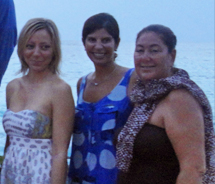 "Misia Lina and Ana Fonseca of Amanyara with Donna Wolfe of Plaza Travel (right). // (c) 2012 Donna Wolfe<iframe frameborder=""0""..."