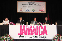 Jamaica Tourism Outlook Seminar