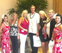 The HVCB and Hawaii suppliers updated West Coast travel agents on product updates and more during a two-week sales road show. // © 2012 HVCB