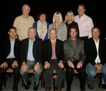 Signature Travel Network's new board of directors // (c) 2010 Signature Travel Network