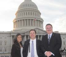 ASTA's Young Professional Society holds its first-ever Advocacy Day. // C 2012 Jason Coleman