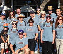 "<p>Team Northstar surpassed a fundraising goal of $3,000. // © 2012 Skye Mayring<iframe frameborder=""0""..."