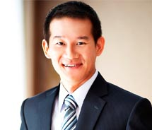 Stanley Ng, director of global sales in South Asia for Pan Pacific Hotels Group