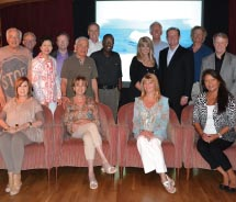 Top-producing travel agents from around the globe were honored on Crystal Serenity last month. // © 2012 Skye Mayring