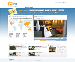TVtrip.com offers videos and pictures of hotels around the world
