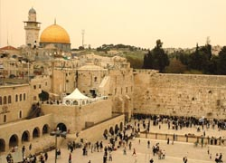 Isramworld has deubted a new series of Jewish heritage tours. // © 2010 Nagillum