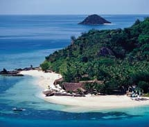 According to Tourism Fiji, the 330-island country welcomed some 630,000 visitors last year. // © 2011 Castaway Island Resort