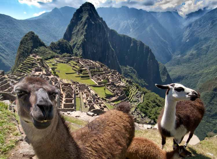 Machu Picchu in the Cusco region of Peru is perhaps the most iconic Inca site. // (c) 2013 Thinkstock