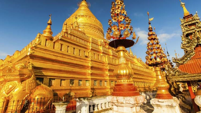Now is the time to visit Myanmar, which has only recently opened its door to tourists. // © 2015 Thinkstock