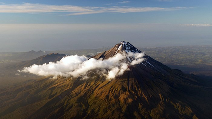 New Zealand's Taranaki Region