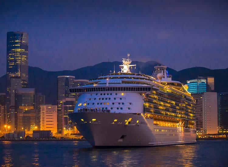 Hong Kong's Kai Tak Terminal Opens : TravelAge West