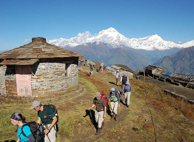 Intrepid Travel, sister company to Peregrine Adventures (shown here), is donating all 2015-2016 sales of Nepal trips to charities. // © Peregrine Adventures