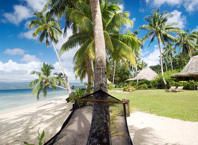Qamea Resort and Spa does not allow guests under 13. // © 2016 Qamea Resort and Spa Fiji