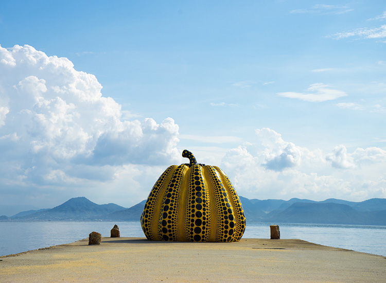 The Setouchi region, including the island town of Naoshima in Kagawa Prefecture, is a must-visit for clients interested in Japanese experiential art. // © 2015 Creative Commons user kaba