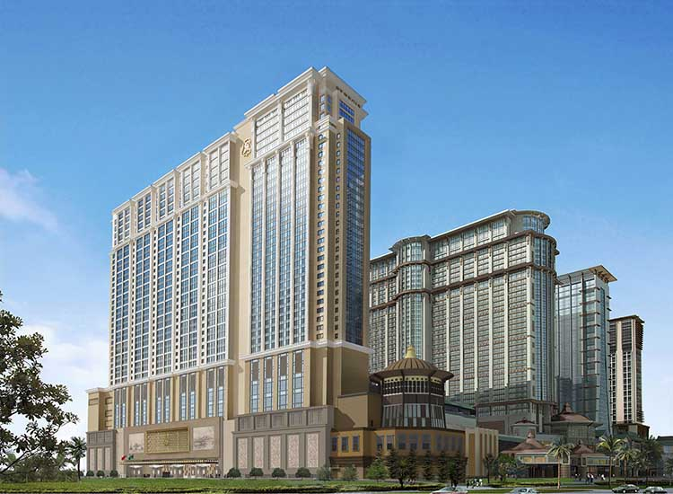 The 400-room St. Regis Macao opened December 2015. // © 2016 The St. Regis Macao, Cotai Central