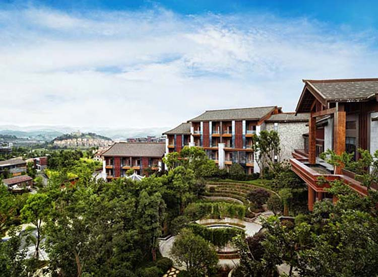 Anantara Guiyang Resort will open in June 2017. // © 2017 Anantara Guiyang Resort