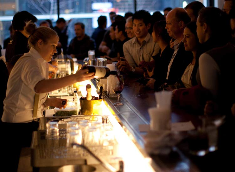 Perth's nightlife and dining options have exploded following a reform that allows for small bars. // © 2015 Tourism Western Australia