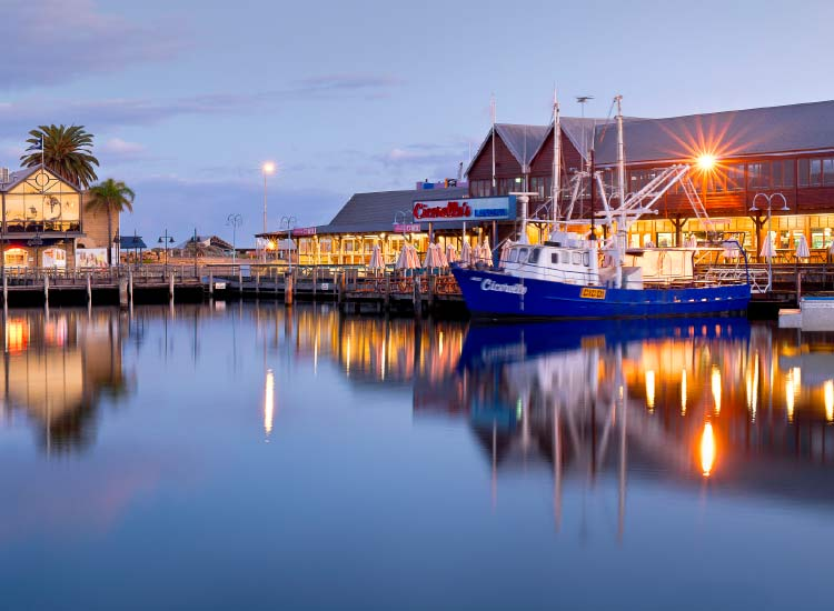 "Fremantle, or ""Freo,"" is a must-visit port city home to creatives and a Cappuccino Strip. // © 2015 Carly Donohue"