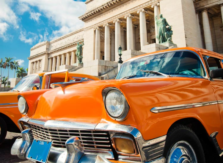 Cuba is on every traveler's mind, but there are both rewards and challenges to selling the destination. // © 2015 IStock
